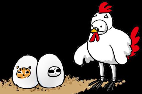 如果這是個「雞生蛋蛋生雞」的問題,八成是你打開的方法不對