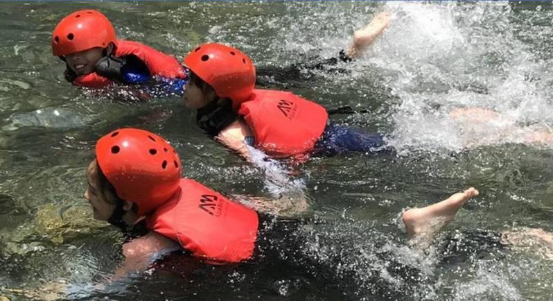 宜蘭綠博活動不停辦也不暫停收費,今年增加2處水域生態遊戲區。圖/縣府提供