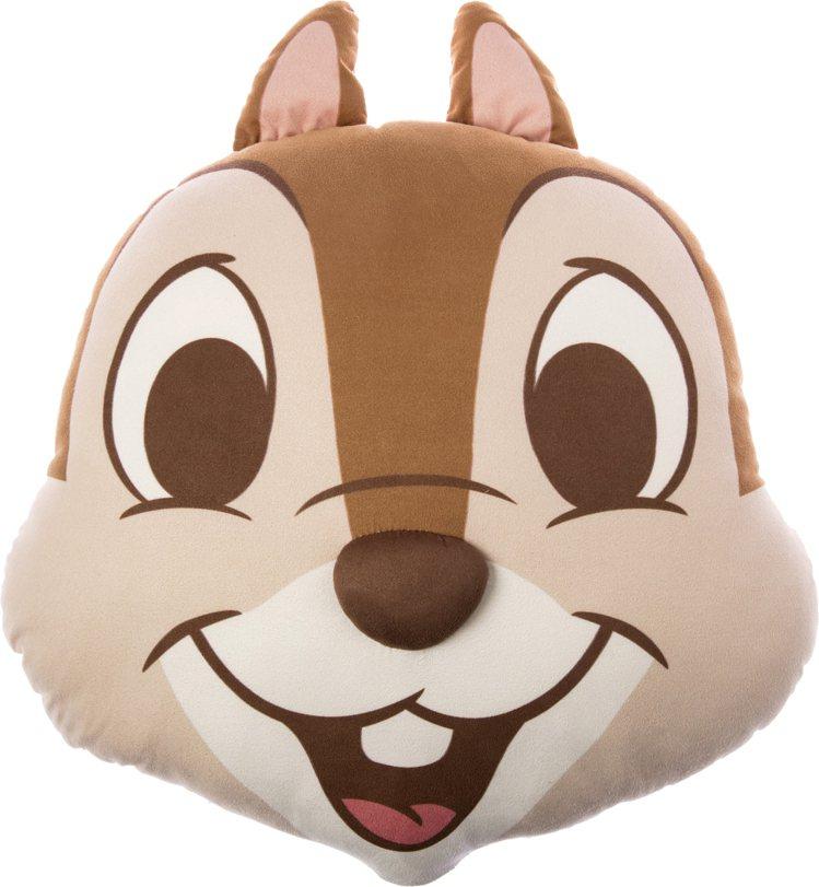 HOLA迪士尼系列櫻花季造型抱枕,原價799元、特價599元,共有奇奇、蒂蒂兩款...
