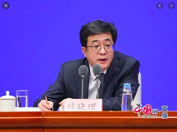 中共國家發改委社會司司長歐曉理表示低風險地區,企業和民眾可全面恢復生產和生活秩序...