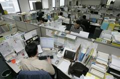 新冠肺炎當前 南韓企業只好讓員工在家工作