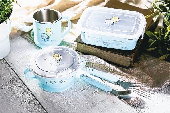 唐榮公司自有品牌「MINE」抗菌不銹鋼產品近期在市場熱賣。 唐榮/提供