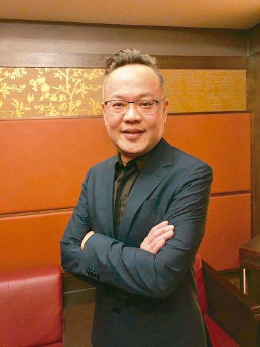 上揚國際董事長林聰麟 報系資料照