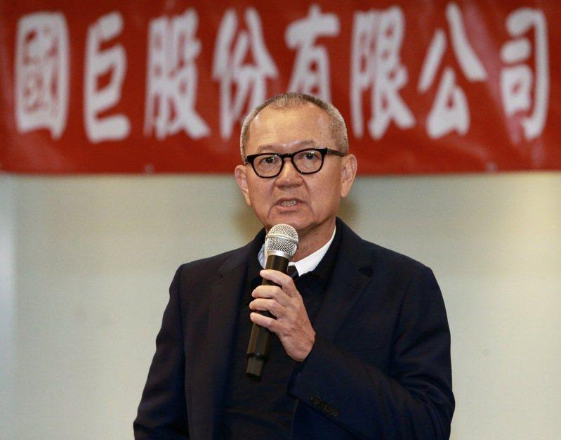 同欣電董座陳泰銘。 記者黃義書/攝影