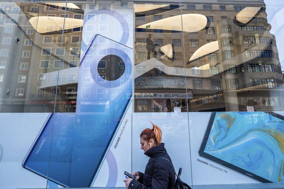 台灣5G將在今年第3季開台,市場看好將掀起一波換機潮。 美聯社