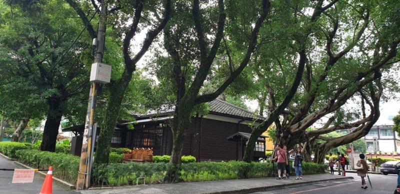 大溪老街靠近中正公園的木藝博物館建築群距離老街近,值得就近參觀。 圖/鄭國樑 攝...