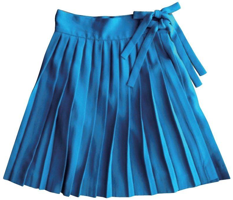 繪里沙淘汰衣服案例:不再穿的裙子。 圖/幸福文化提供