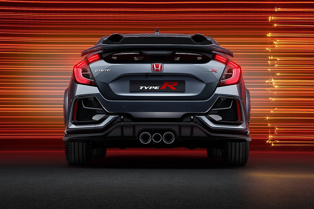 美國市場沒有Honda Civic Type R Sport Line,主要特點...