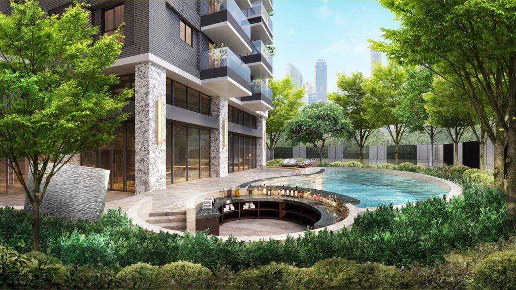 「白易居THE ARCH」是林聰麟自己成立建設公司清景麟地產第一個住家大樓案。 ...