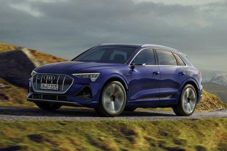 電池缺料延燒?Audi也短暫停止生產e-tron純電休旅