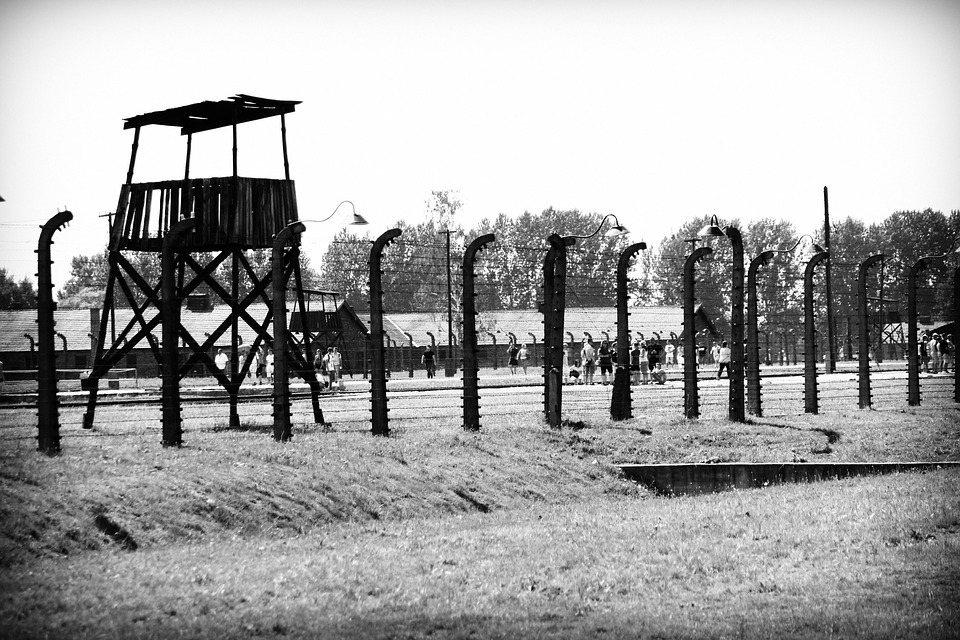 奧斯威辛集中營。 圖/pixabay