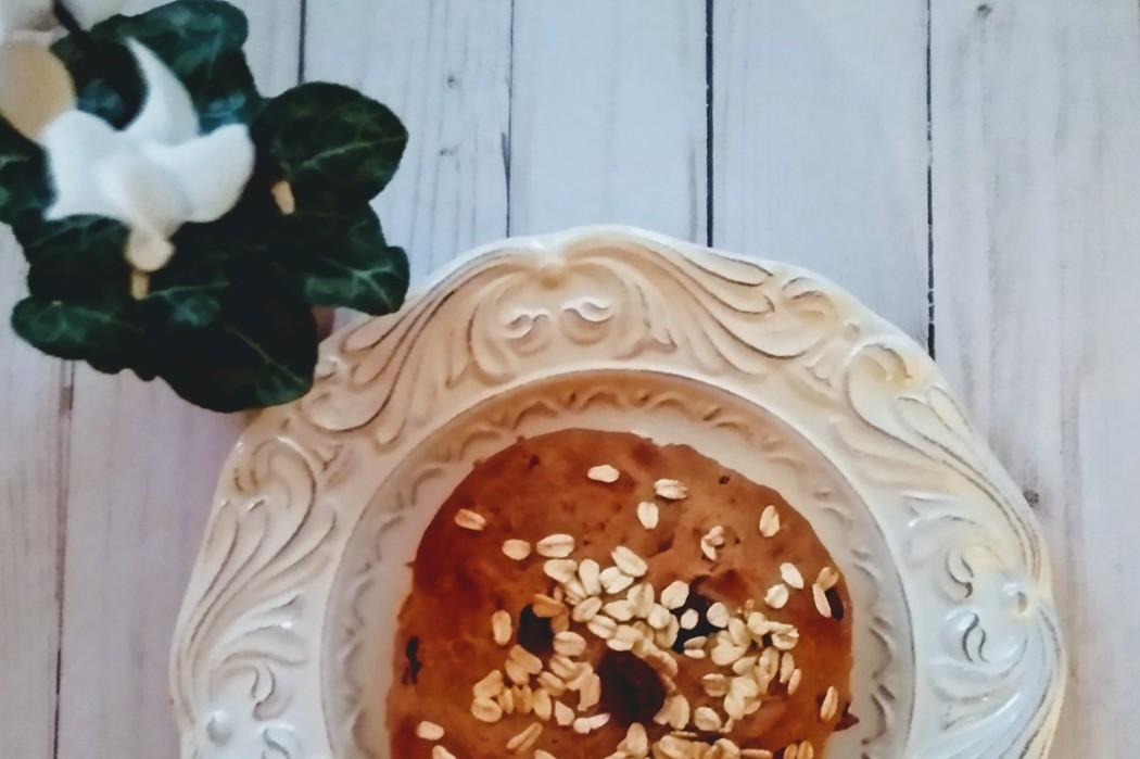 食譜/黑糖橙味蔓越莓麵包