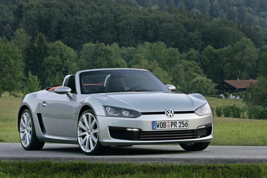 外傳Volkswagen正考慮打造Tesla Roadster等級電動跑車!