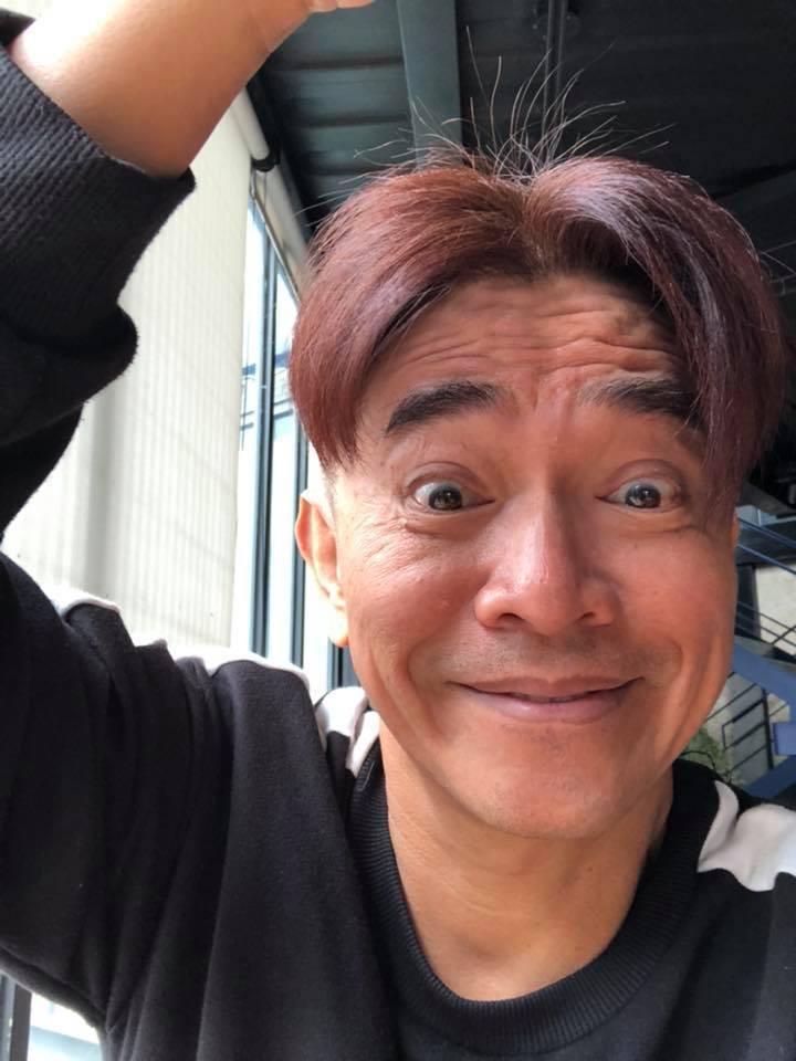吳宗憲已對館長開告  圖/摘自臉書