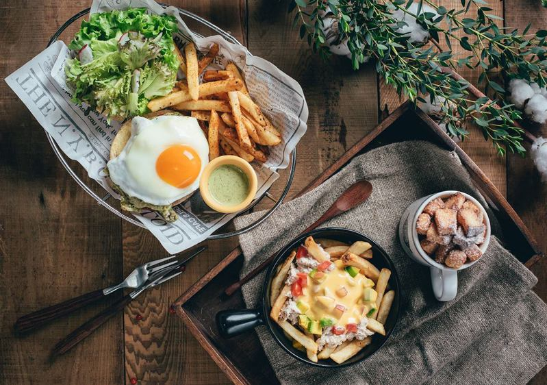N.Y. Bagels 紐約貝果是台灣代表性的早午餐餐廳。圖/取自N.Y. Bagels 紐約貝果粉絲頁