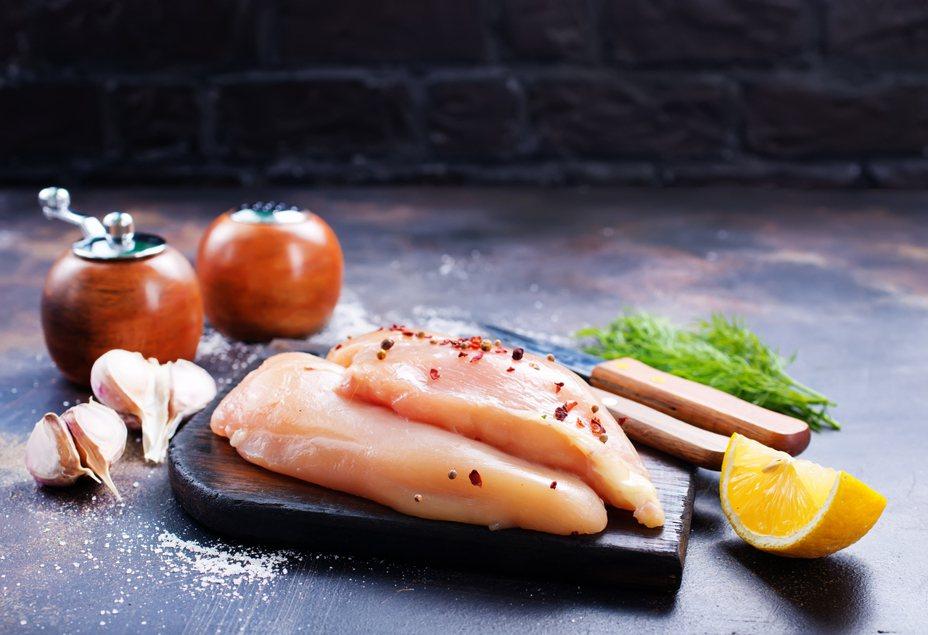 賣場買回的雞肉用蒸的,可以變化出多種料理。示意圖/ingimage 提供