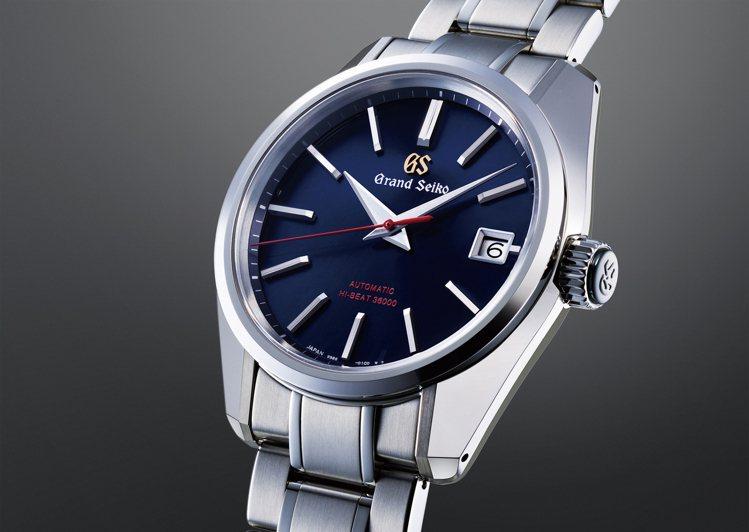 Grand Seiko 60周年限定SBGH281腕表,不鏽鋼表殼、表鍊,限量1...
