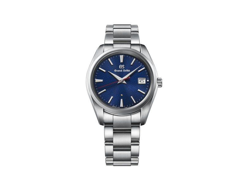 Grand Seiko 60周年限定SBGP007腕表,不鏽鋼表殼、表鍊,限量2,500只,約12萬5,000元。圖/SEIKO提供