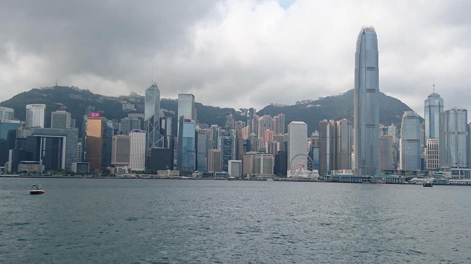 香港經濟今年面對極大的內外挑戰,短期內難言樂觀。聯合報系資料照片