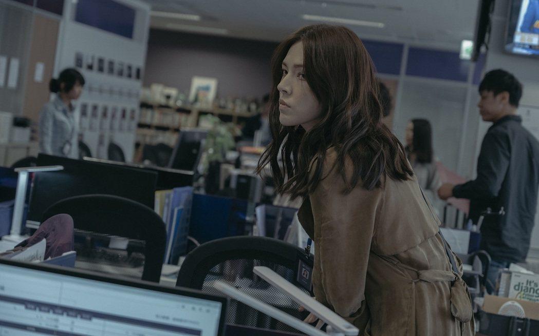 張孝全、許瑋甯領銜主演的Netflix原創影集「誰是被害者」。圖/金馬執委會提供