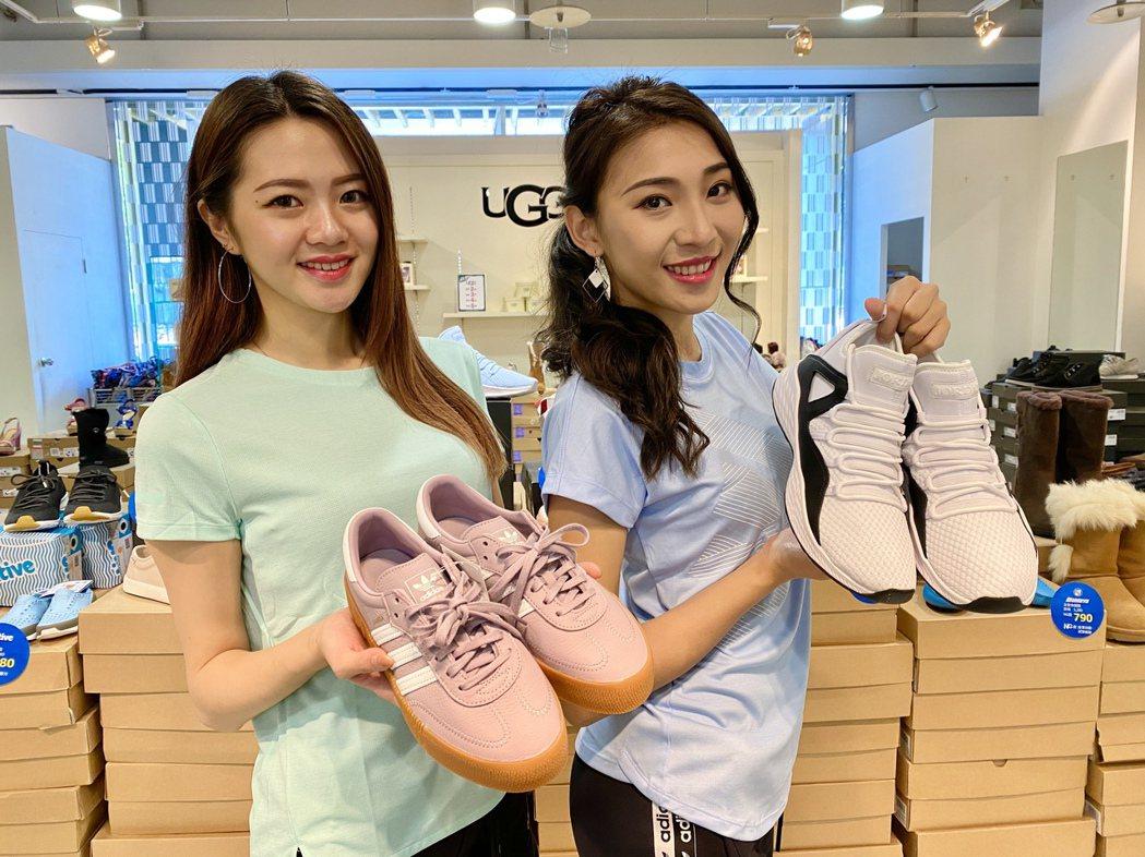 NG鞋大多是廠商在生產、運送及陳列時,在外觀上會有一些脫線、污漬、色差等瑕疵,並...