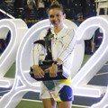 女力延燒 Hublot代言人勇奪杜拜女網冠軍 續寫時代新頁