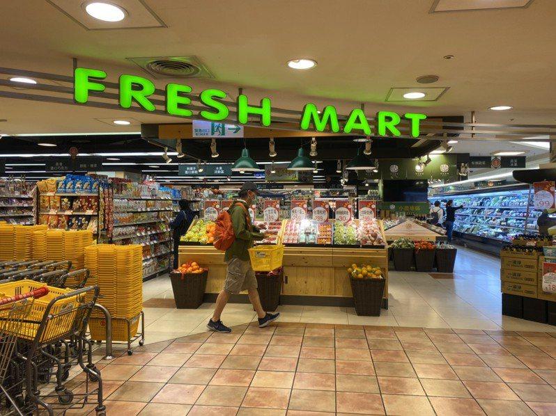 台北忠孝SOGO超市2/27~3/8針對會員推出百樣商品4折起。圖/SOGO提供
