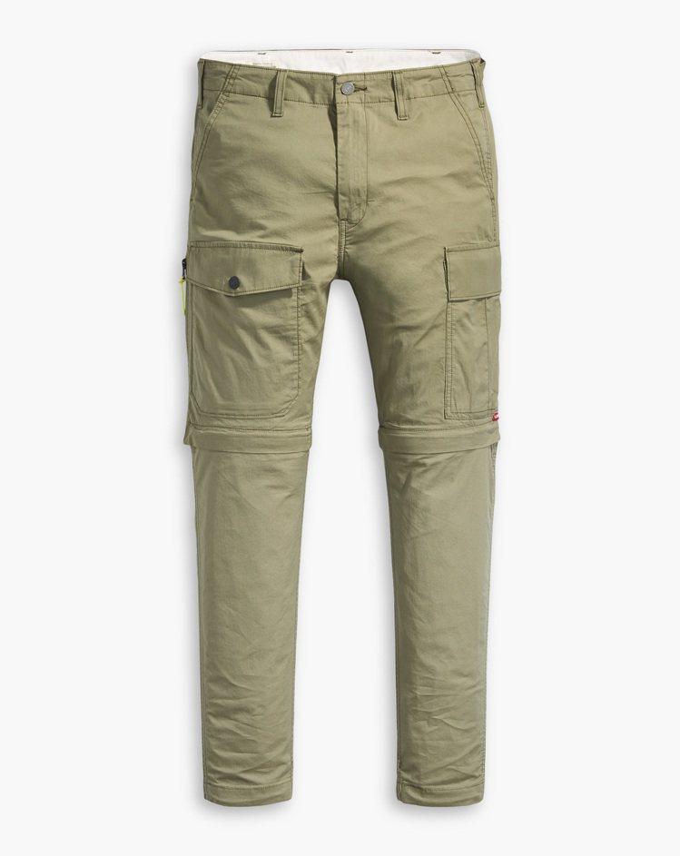Levi's兩截式工裝褲3,990元。圖/Levi's提供