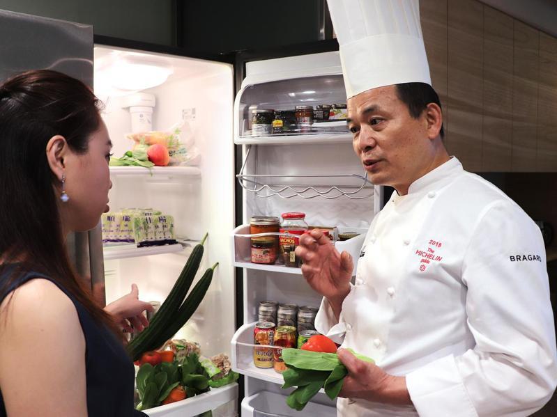 亞都麗緻天香樓-「天香星廚清冰箱」外燴專案,定價16,000起,是以往外燴價格的3折。(照片提供:亞都)