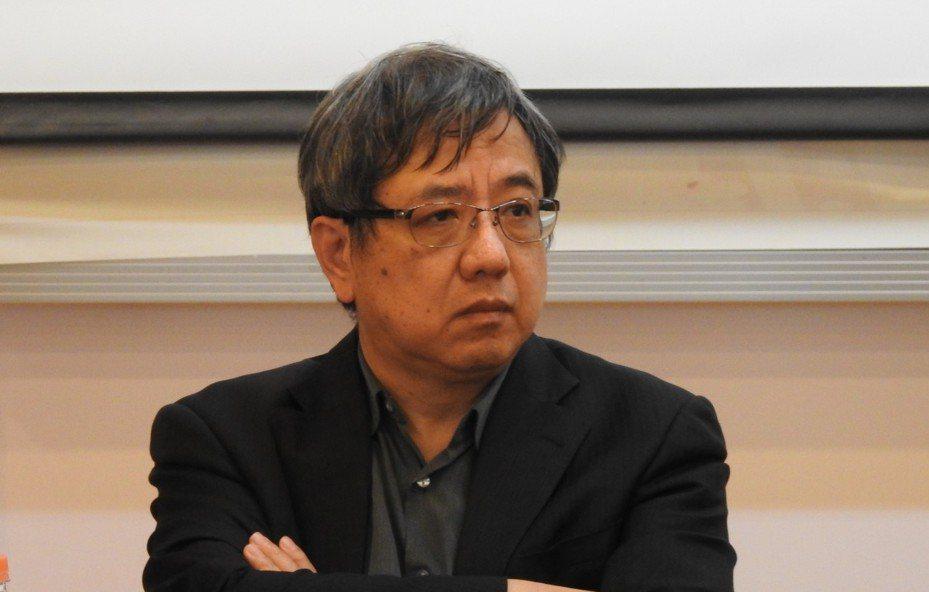 中華經濟研究院第一所所長劉孟俊。記者林宸誼/攝影
