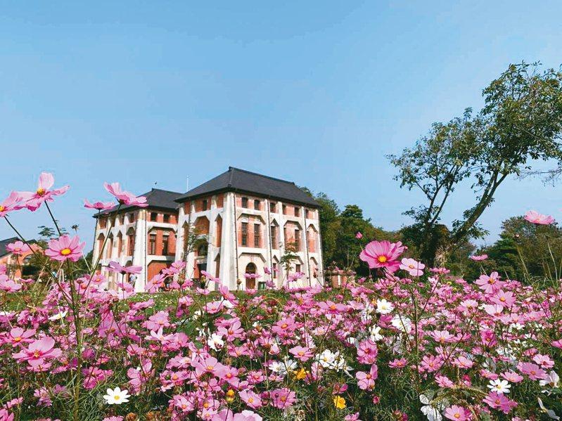 台南市長黃偉哲宣布,台南多處景點在228連假期間,開放給醫護人員免費暢遊。 圖/台南市府文化局提供