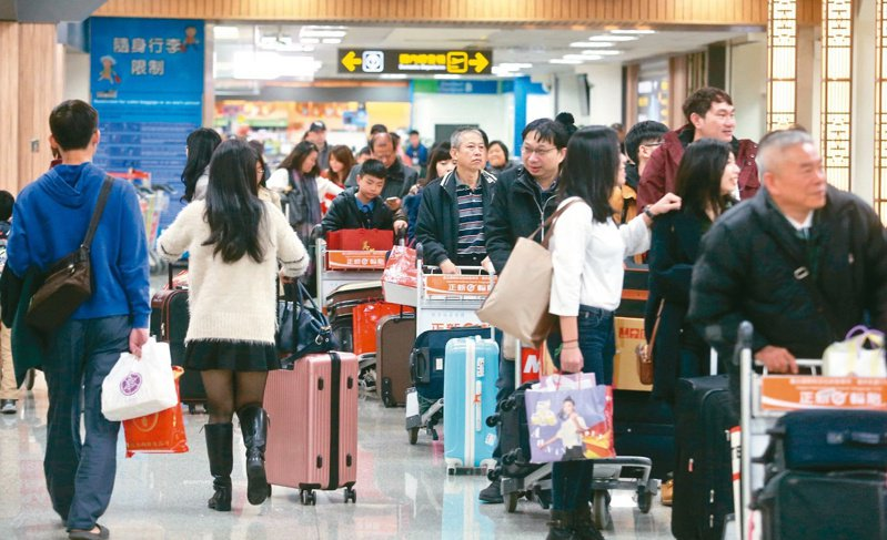 海外代購者近期均不敢去日本、韓國。圖/聯合報系資料照片