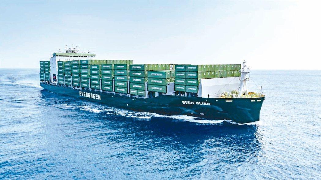 法人機構指出,海運股今年營運低點有機會出現在首季,看好長榮等海運股業績恢復成長空...