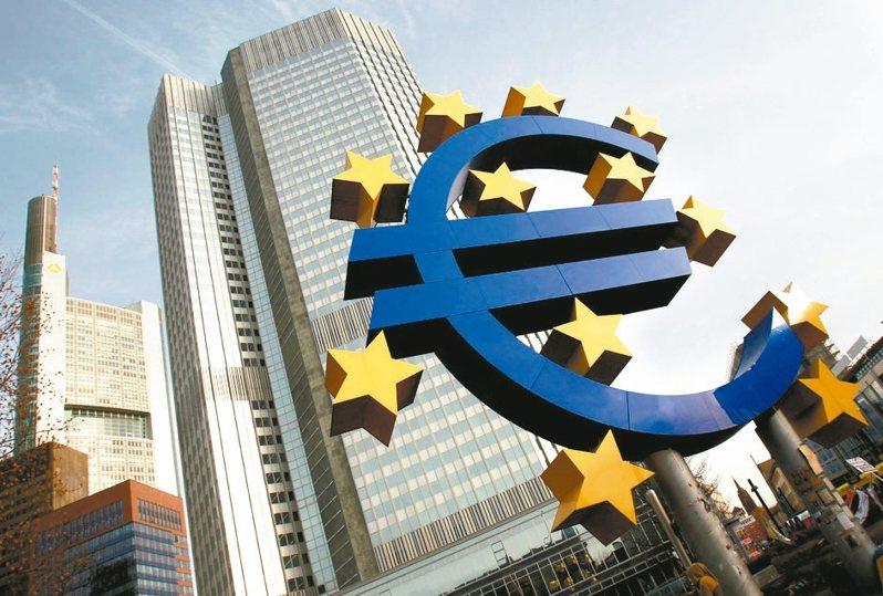 新型冠狀病毒疫情蔓延,交易員預期ECB 12月將調降利率。 路透