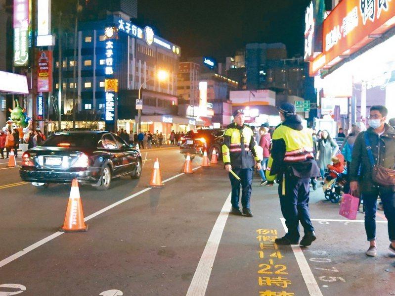 228連假明登場,宜蘭縣警局估動員1900人次警民力,加強交通疏導。 圖/宜蘭縣警察局提供