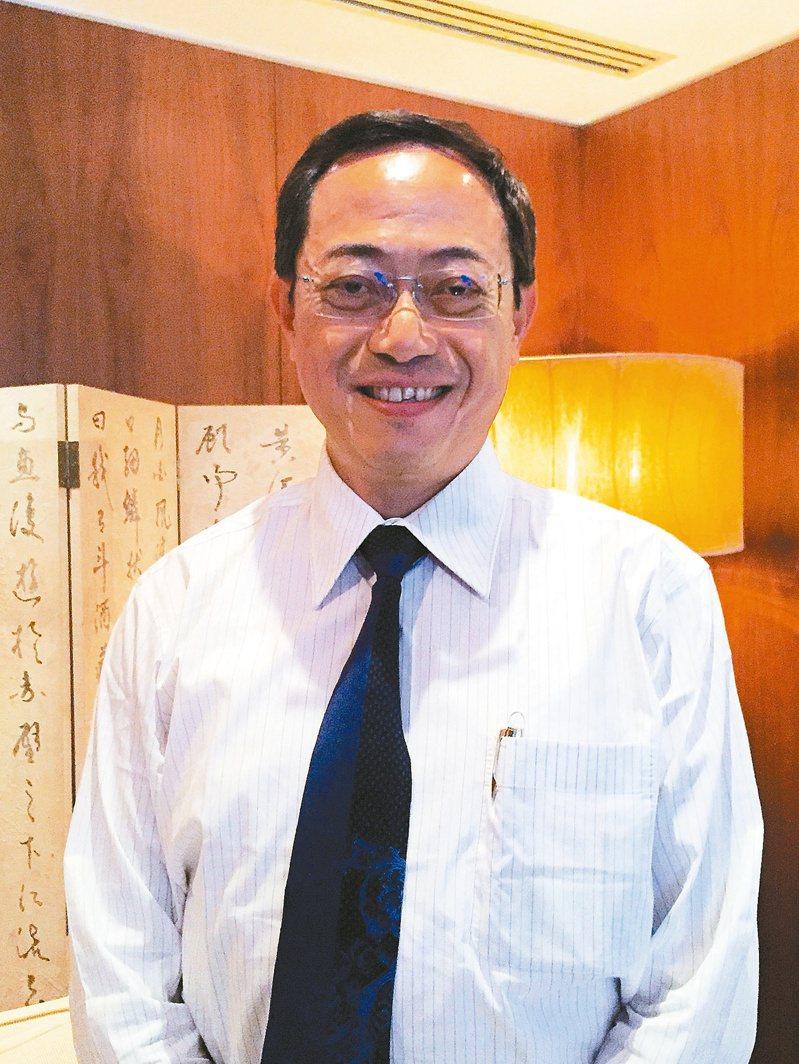 德微董事長張恩傑。圖/聯合報系資料照片
