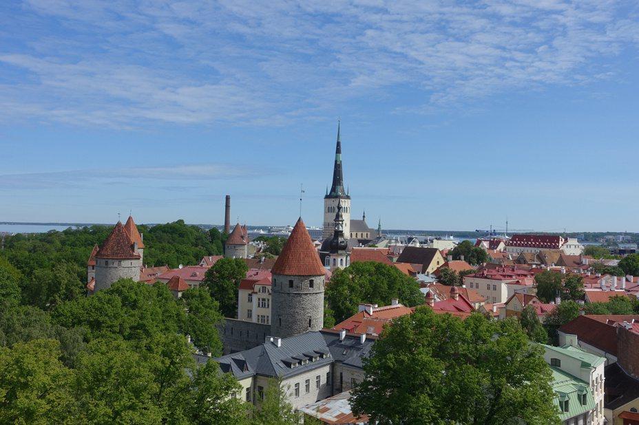 愛沙尼亞出現首起新冠肺炎病例。聯合報系資料照片/記者郭錦萍攝影