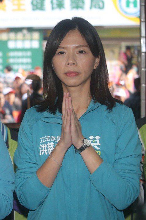 洪慈庸任立法院有給職顧問27日生效。 聯合報系資料照片/記者黃仲裕攝影