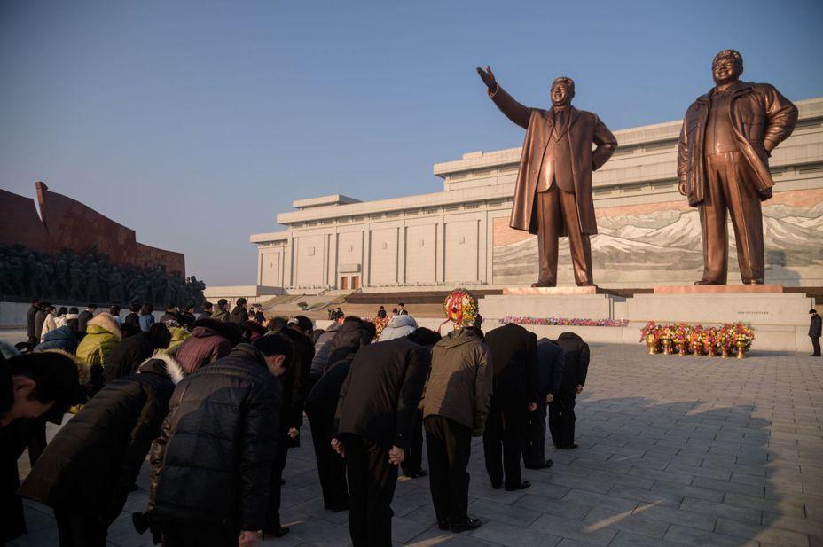 韓國媒體報導,為了境內想返國的外籍人士,北韓正規劃提供一班從平壤飛海參崴的專屬單程航班。圖/法新社