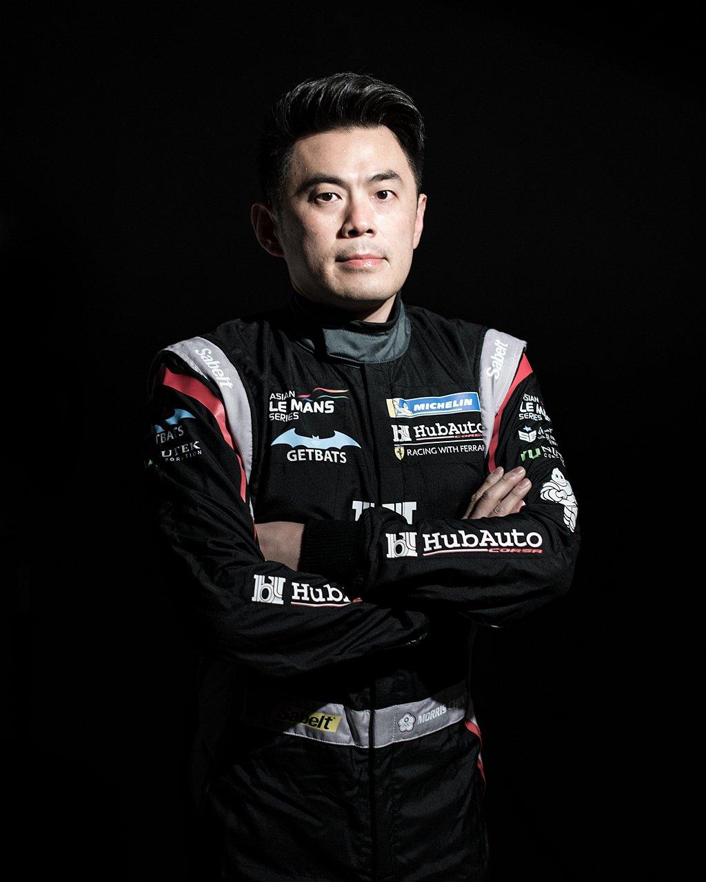 為了讓更多人知道《賽道狂人》的魅力,台灣首位參加利曼車賽的賽車手陳漢承Morri...