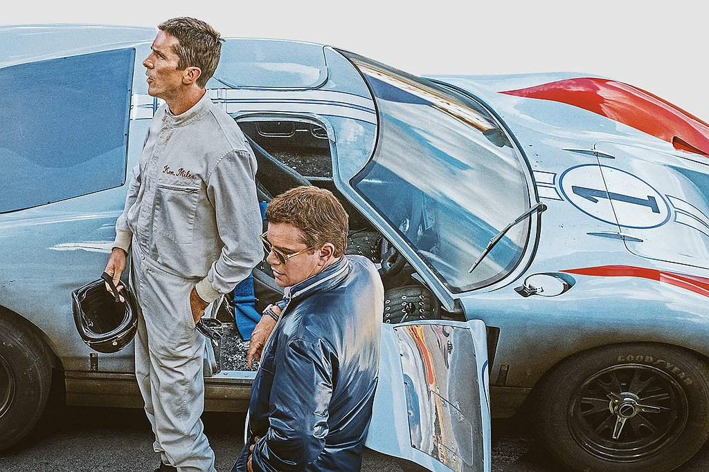 《賽道狂人》描述美國的汽車設計師卡洛謝爾比(麥特戴蒙飾演)和英國賽車手肯邁爾斯(...