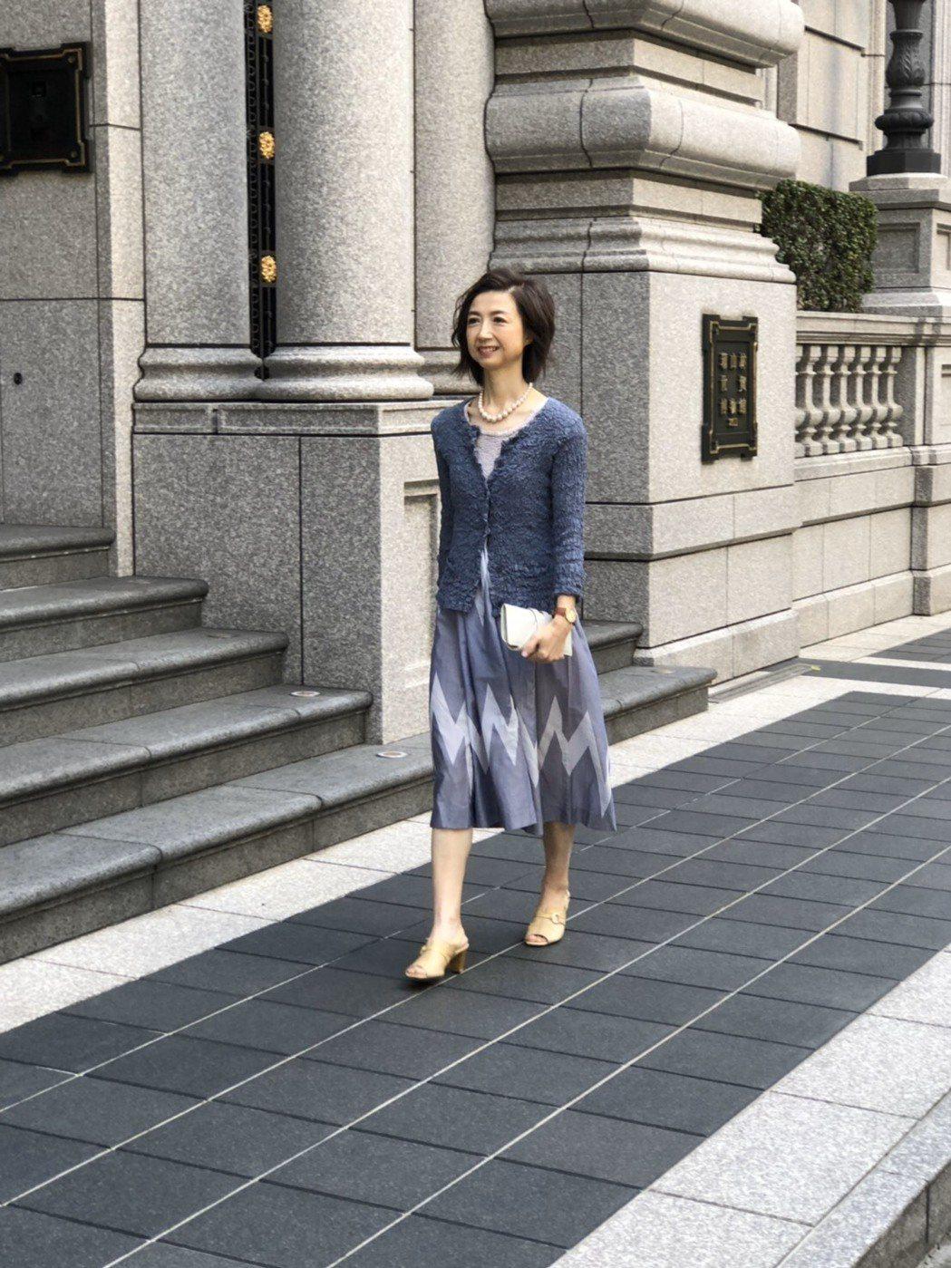 「接觸到模特兒是誤打誤撞」,吳沛穎說,因為自己喜歡時尚,當初看到文創公司的活動訊...