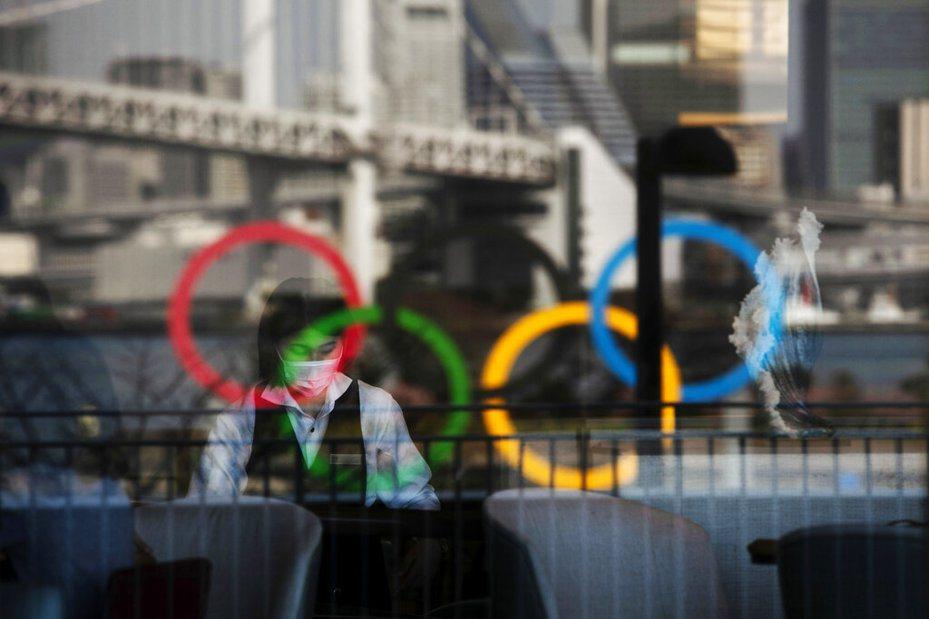 新冠肺炎的疫情變化,攸關東京奧運能否順利開幕。 美聯社