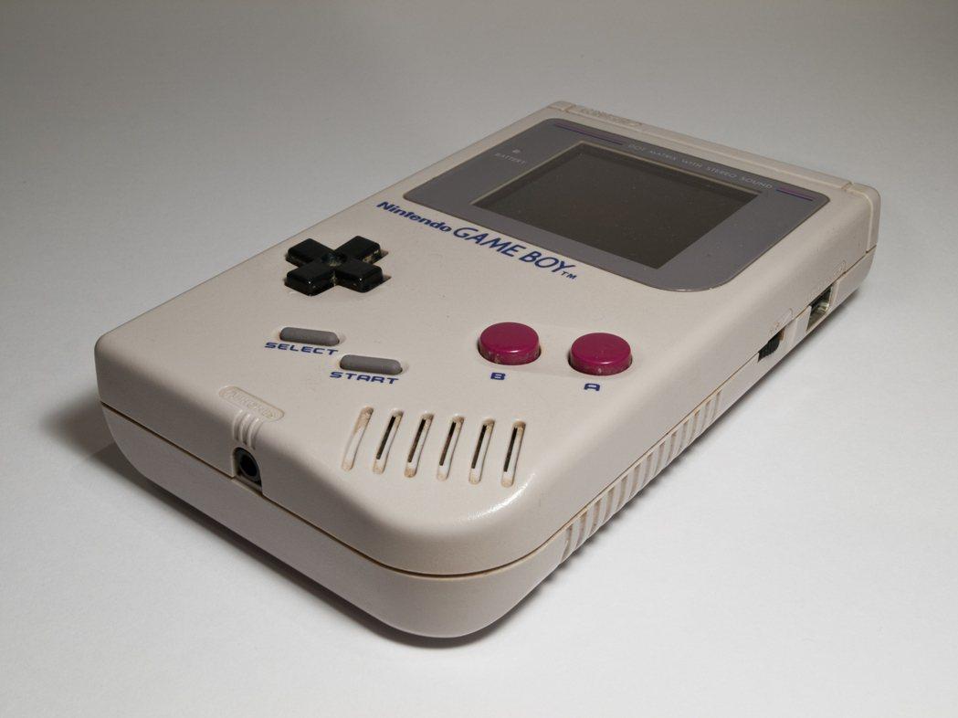 任天堂經典掌機Game Boy。(來源:Flickr)
