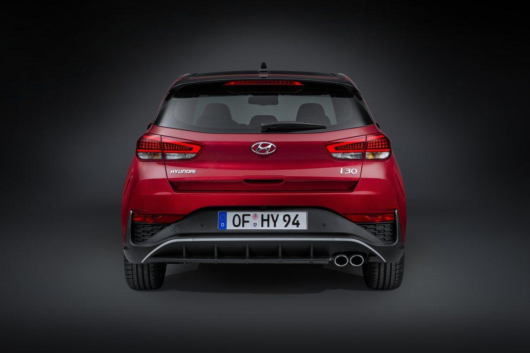 小改款Hyundai i30 所配置的1.6升CRDi四缸渦輪增壓引擎,在48V...