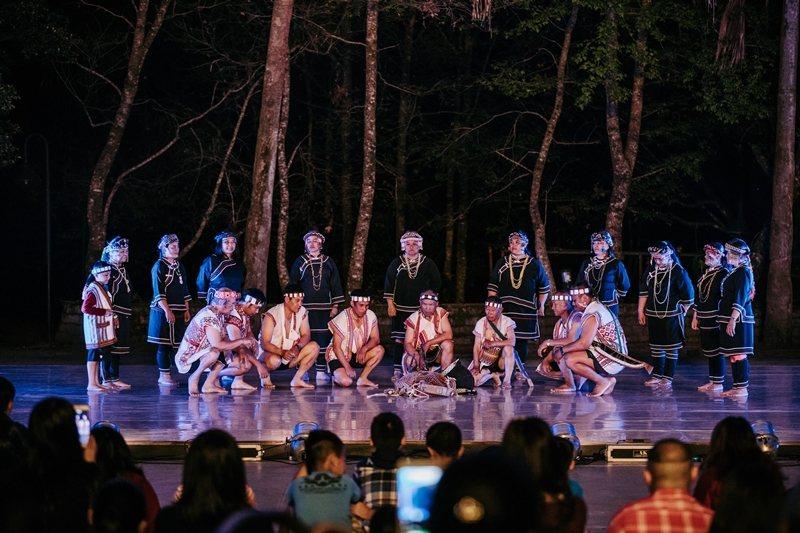 布拉瑞揚舞團作品《路吶》。 圖/臺中國家歌劇院