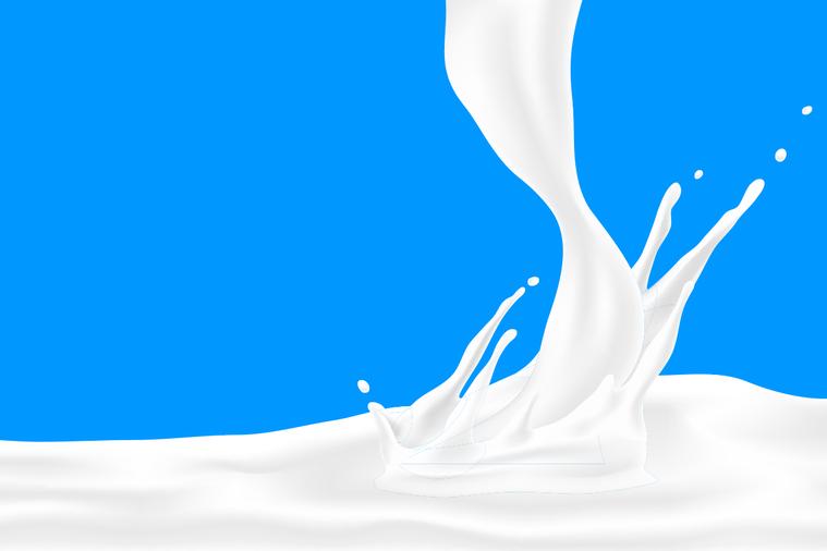 網路上流傳著許多關於低脂鮮乳的迷思 圖/ingimage