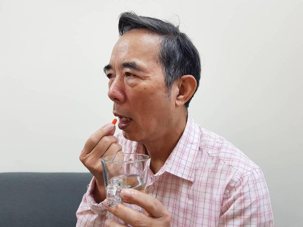 新一代口服化療藥物,治療方便副作用小。 台灣肺癌學會/提供