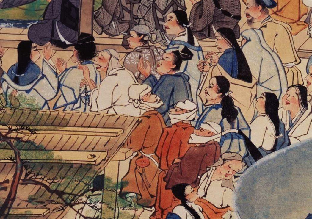犬神人又因為身分實在太低,卻又要跟著神社或檢非違史一起行動,所以就出現了犬神人蒙...