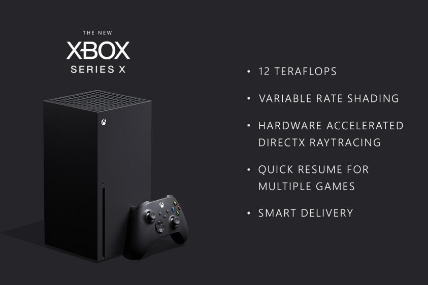 微軟又透露Xbox Series X更多規格細節 確定對應12TFLOPS運算效能 | 科技娛樂 | 數位
